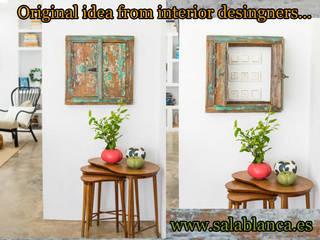 por Salablanca furniture and Decoration Rústico