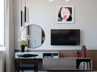 Гостевая спальня для бабушки от Вероника Строганова Эклектичный