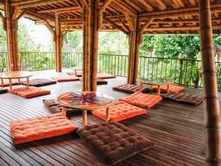 Matriz - Akashaja: Yoga y desarrollo humano de Hauzer Arquitectura Tropical