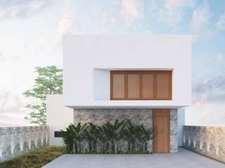 ZOMA Arquitetura Terrace house