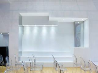 成都デザインウィーク会場設計 堤由匡建築設計工作室 会議・展示施設 金属 白色