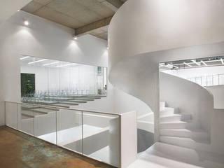 大興の工場コンバージョン の 堤由匡建築設計工作室 インダストリアル