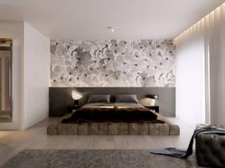 Inêz Fino Interiors, LDA 臥室
