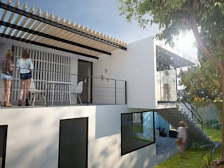 Toussaint 5 de Arquitectos M253 Moderno