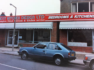 50 Years in Business - 1970 to 2020 Classic style kitchen by Solent Kitchen Design Ltd Classic
