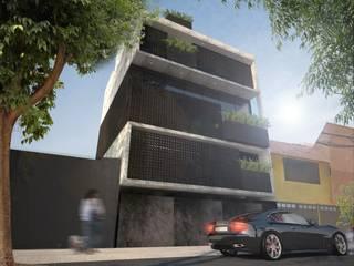 Alicante 210 de Arquitectos M253 Moderno