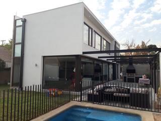 Casa BS Casas de estilo minimalista de Ricardo Pupkin Link Arquitecto Minimalista