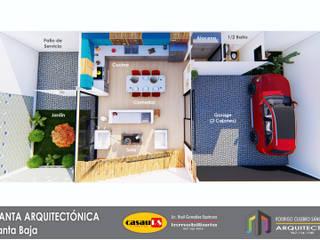 Casa Explanada del Carmen Arq. Rodrigo Culebro Sánchez Casas unifamiliares