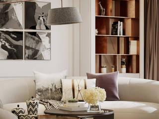 老屋翻新大改造分享-輕奢優雅智慧宅,打造你的全能避風港,落實生活智能,24小時居家防護 根據 有關創意室內設計 古典風