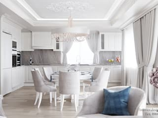 Classic style kitchen by Студия дизайна Натали Classic