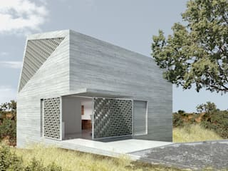 Office in Silves por AAP - ASSOCIATED ARCHITECTS PARTNERSHIP Moderno