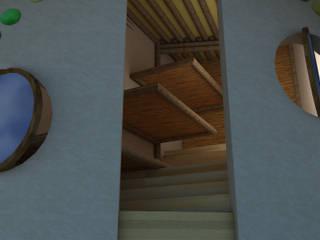 Shala - Akashaja: Yoga y desarrollo humano de Hauzer Arquitectura Tropical