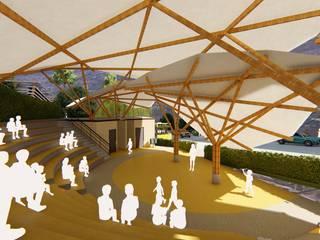 Bosque Escuela Kepler de Hauzer Arquitectura Moderno