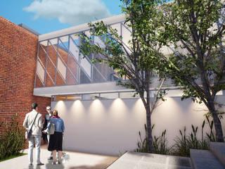 Clavijero 32 Casas modernas de Arquitectos M253 Moderno