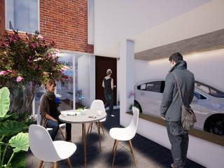 Retorno 45 de Arquitectos M253 Moderno
