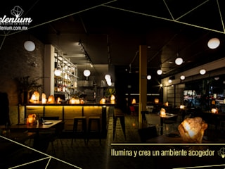 Armoniza tu negocio con Selenium de Selenium lámparas de cuarzo Clásico