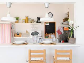 Sunny apartment por Filipa Perestrelo Leite - Design de interiores Eclético