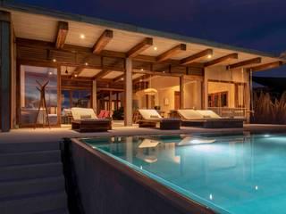 Casa Lyons - H Balcones y terrazas tropicales de LIA.mx Tropical