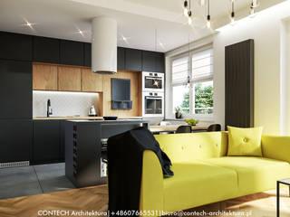 by CONTECH Architektura Industrial