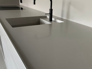 iconic design Kitchen units Plastic Grey