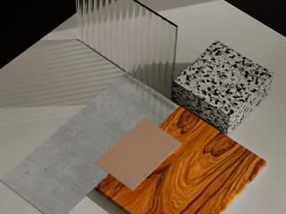 Materialen eclectisch van iconic design Eclectisch Beton
