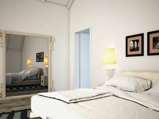 Bedroom Miami, Florida de Render Design Minimalista