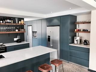 by 76 Build Kitchen co.