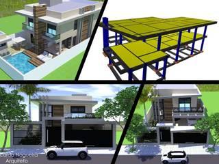 Residencia Em Suzano por RJC Engenharia & Consultoria