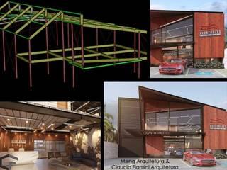 Projeto Marina por RJC Engenharia & Consultoria
