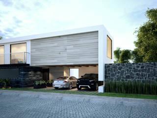 Peter's house de Render Design Moderno