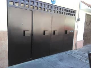 PUERTAS AUTOMÁTICAS GROSSMANN Puertas de entrada Metal