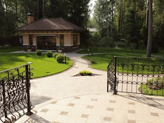 Мастер-Ленд. MASTERLAND. Landscape design & Outdoor kitchen. Country house