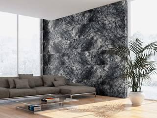 Kar Maden Mermer Modern living room Marble Black