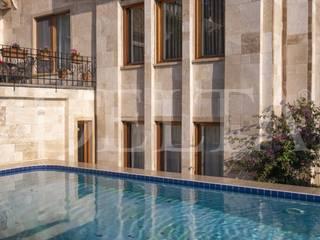 Delta Mermer Dragos Villa Projesi Klasik Oteller Delta Marble Klasik