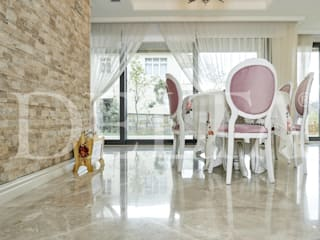 Delta Mermer EA Evi Projesi Klasik Oteller Delta Marble Klasik