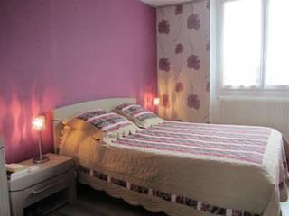 Aménagement habitations MUTATIS Chambre classique Rose
