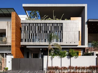 Residential Facades Designs by Planet Design & Associates by Planet Design & Associates Modern