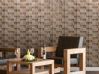 Modern Walls and Floors by DisinWood Modern