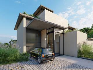 Casas modernas de Rardo - Architects Moderno
