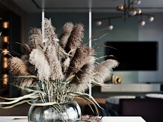 Квартира в ЖК Зиларт Кухня в стиле минимализм от Мария Ничипоренко Минимализм