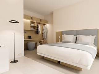 Hôtels modernes par Rardo - Architects Moderne