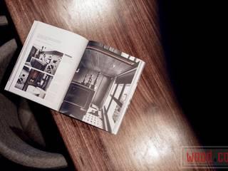 𝐒𝐈𝐄𝐑𝐑𝐀 𝐄𝐀𝐒𝐓 | 𝐍𝐄𝐖 𝐘𝐎𝐑𝐊 𝐋𝐎𝐅𝐓 WOOD & COL SDN BHD Modern dining room