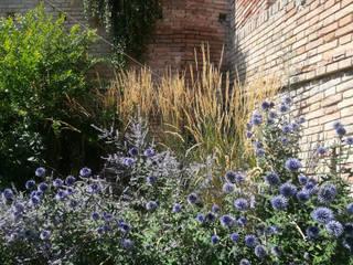 Al giardino segreto. Un giardino sotto il Castello di Gradara (PU). di Fabio Uguccioni Garden Designer Mediterraneo