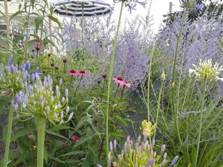 Natura verde Country house. Senigallia (AN). di Fabio Uguccioni Garden Designer Moderno