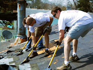 by Roofing Corpus Christi