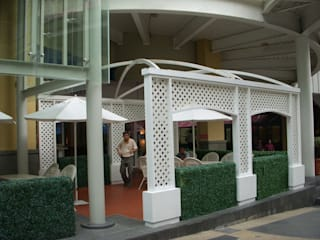 The Terrace Cafe, The Curve Damansara A.I. Advance Interior Sdn Bhd Gastronomy