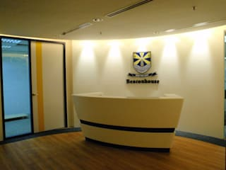 A.I. Advance Interior Sdn Bhd Modern office buildings