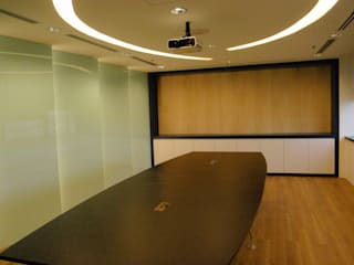 Modern office buildings by A.I. Advance Interior Sdn Bhd Modern