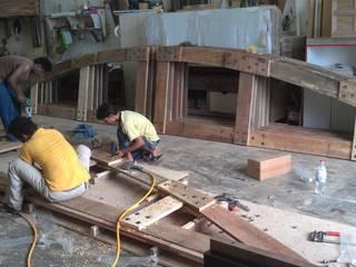 A.I. Advance Interior Sdn Bhd Estadios de estilo industrial