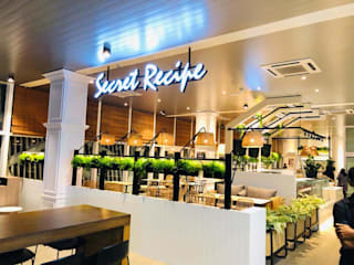 Secret Recipe Cakes & Cafe Maldives Airport A.I. Advance Interior Sdn Bhd Airports